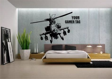 call  duty style apache helicopter gamer tag  boys