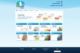 Plumb Dairy by Plumbs Dairy New Logo Design Web Design Cambridge Saffron