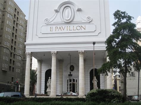 le pavillon new york defunct restaurants in the united states