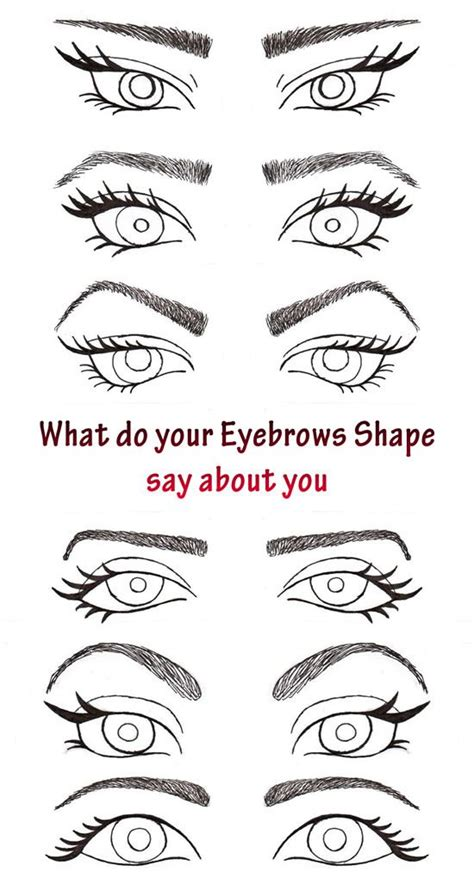 7 Tips To Shape Your Brows Like A Pro by 18 Best Eyebrow Tips To Achieve The Best Looking Brow For