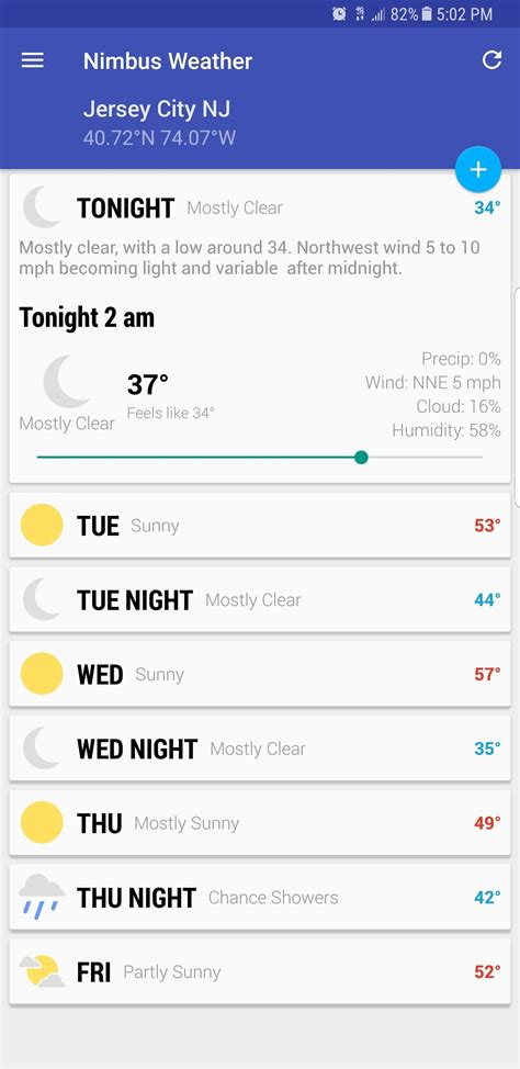 weather apps for android phones the 7 best weather apps for android iphone 171 smartphones gadget hacks