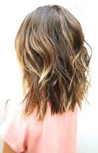 how to get beachy waves on shoulder lenght hair 20 long bob dark hair bob hairstyles 2017 short
