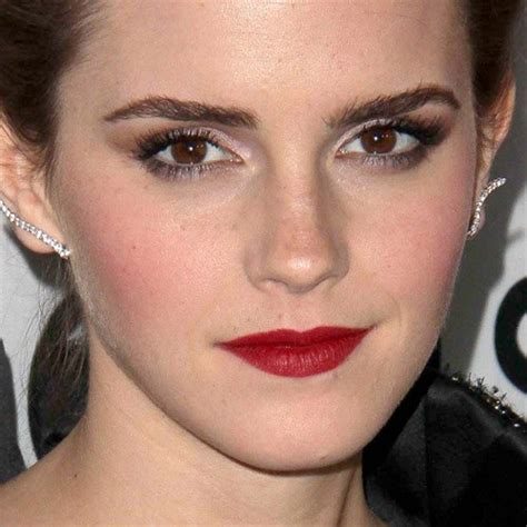 emma watson lipstick emma watson s makeup photos products steal her style