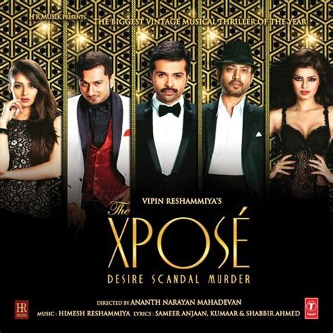 Download Mp3 Xpose | theme of xpose song by neeti mohan and dialogue irrfan