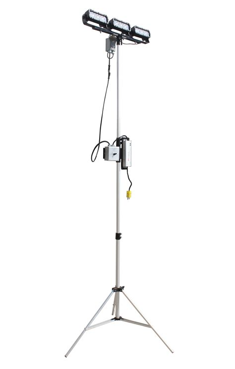 Portable Light Towers by Larson Electronics Releases A 108 Watt Portable Led