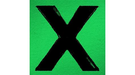 ed sheeran x full album ed sheeran x album review