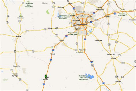 cotulla texas map fracking lifts remote texas town from poverty to riches