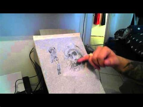 tattoo stencil inkjet printer tattoo stencil with a dot matrix printer youtube
