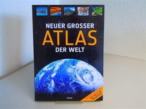 grosser atlas der welt zvab