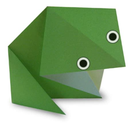 Rana Origami - origami rana picture to pin on pinsdaddy