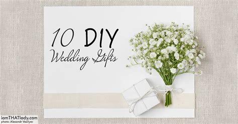 Wedding Gift Diy by 10 Diy Wedding Gifts Greutman