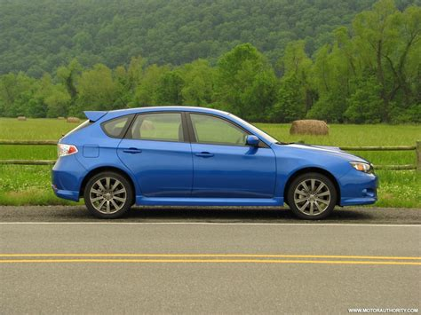 subaru hatchback 2009 2009 subaru impreza wrx sti pictures photos gallery