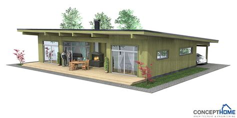 modern small house plans affordable small modern house