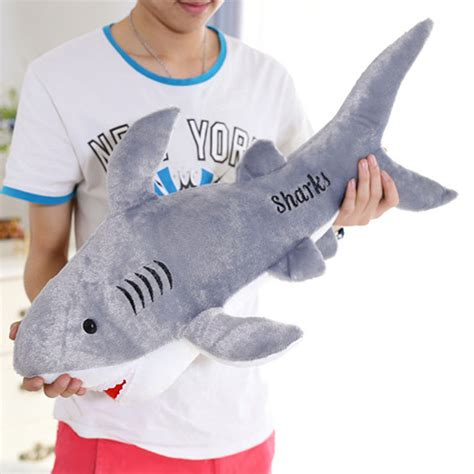 giant shark plush compare prices on whale shark kids online shopping buy