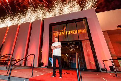 Hell S Kitchen Restaurant by Season 17 Winner Begins At Hell S Kitchen Restaurant