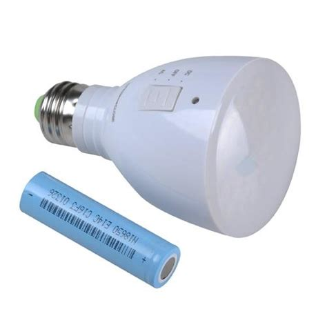 Switch Lighting Led Bulb Rechargeable Led Emergency Bulb Led Torch Light Switch