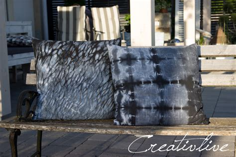 Batiken Muster Vorlagen by Diy Batik Kissen Creativlive