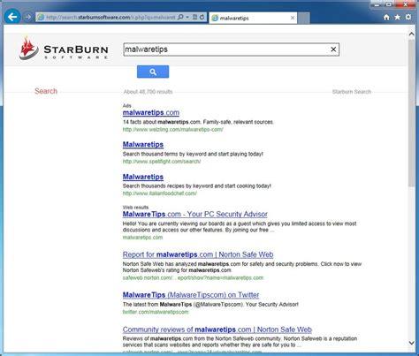 blog archives scanprogram remove search starburnsoftware com redirect virus removal