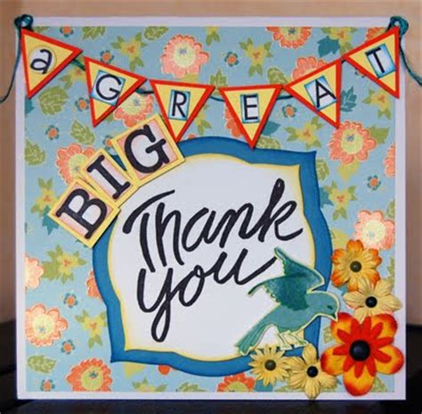 A Great Big Thankyou by A Great Big Thank You Thank You Myniceprofile