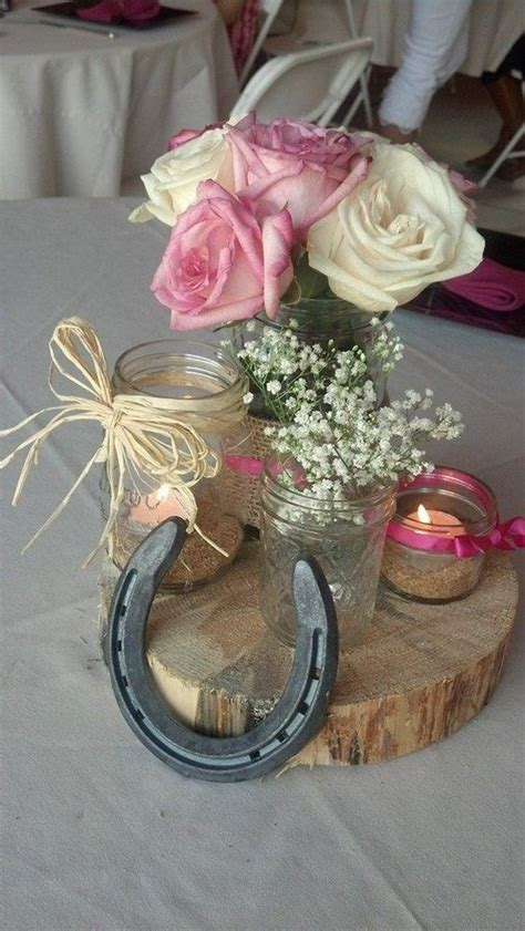 styling horseshoe ideas   rustic farm wedding
