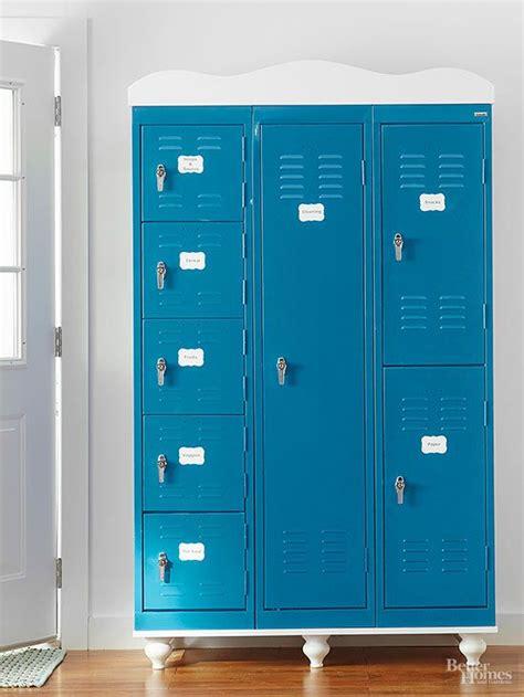 Bedroom Storage Lockers Genius Ways To Decorate With Metal Lockers Furniture