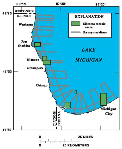 Mba Programs In Lake County Il by Usgs Programs In Illinois