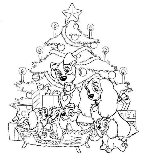 disney christmas coloring pages lucky magpie and the
