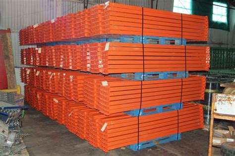 Used Pallet Racks For Sale by Used Pallet Racking For Sale