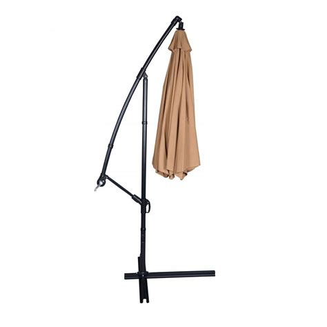 10 offset patio umbrella new patio umbrella offset 10 hanging umbrella outdoor