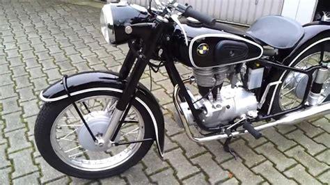 Bmw Motorrad 250 by Bmw R25 3 Bj 1954 250ccm 14ps Youtube