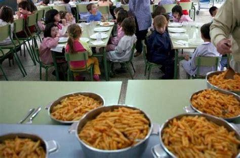 imagenes restaurantes escolares en los comedores escolares tambi 233 n deber 237 an respetar los