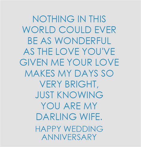 Wedding Anniversary Quote For by Anniversary Quotes Quotesgram