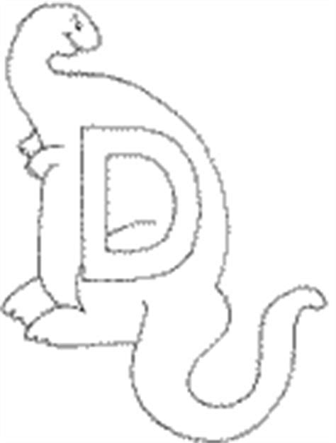 Alphabet Coloring Pages Coloring Letter Dd
