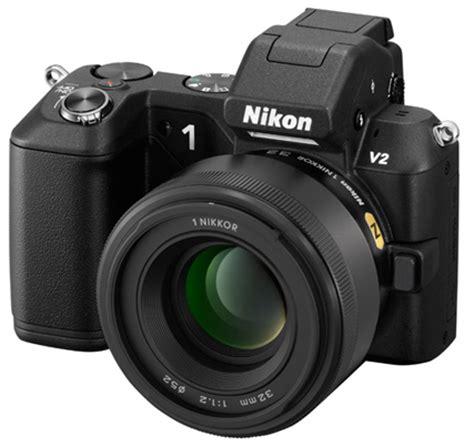 Nikon 1 Nikkor 32mm F 1 2 Black nikon 1 nikkor 32mm f1 2 lens black