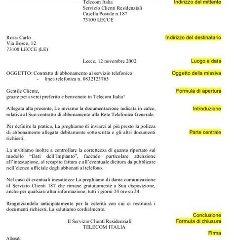 lettere commerciali italiano esempi come iniziare e scrivere una lettera formale soldioggi