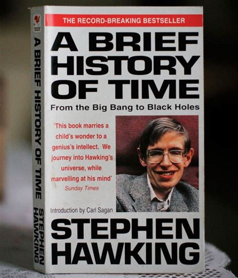 Biography A Brief History the phenomenal physicist and author of a brief history of