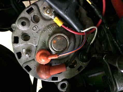 member   alternator wiring harness part