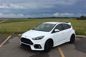 Ford Focus Rs 2016 Ford Focus Rs The Ownership Experience Part 2