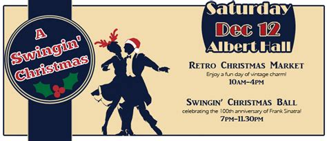 retro market swingin christmas ball this week in the can weekend edit hercanberra com au