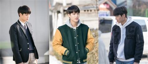 film drama korea andante exo s kai transforms into a high schooler for kbs s
