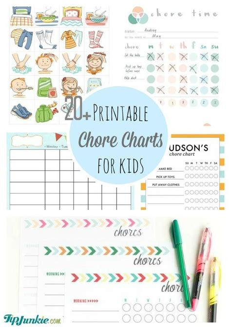 chore cards template free printable chore chart printable chore chart chart