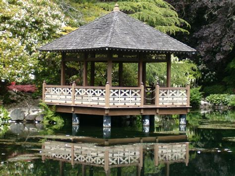 backyard pagoda design japanese garden hatley castle
