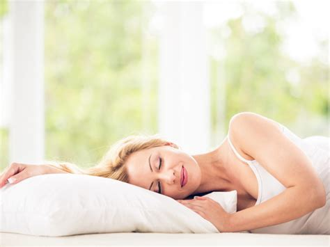 sleep sounds do you need a pillow for sound sleep ask dr weil