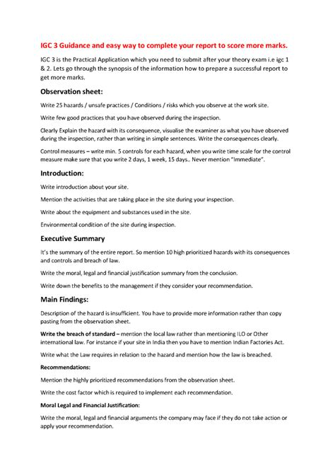 igc 3 guidance authorstream
