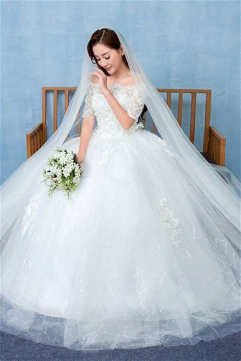 Wedding White Gown by Christian Wedding Gowns White Wedding Gowns