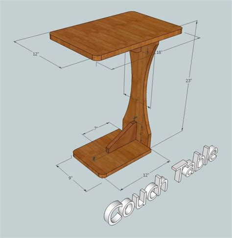 couch table plans couch table plans kreg owners community