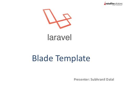 tutorial laravel blade laravel blade template