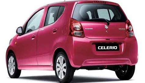 Maruti Suzuki Celerio Diesel Price Launch Of Maruti Suzuki Celerio Diesel Edition By Mid 2015