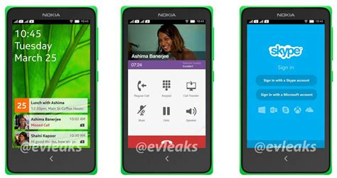 nokia android phone is this the look at nokia s android phone ui update it runs kit droid