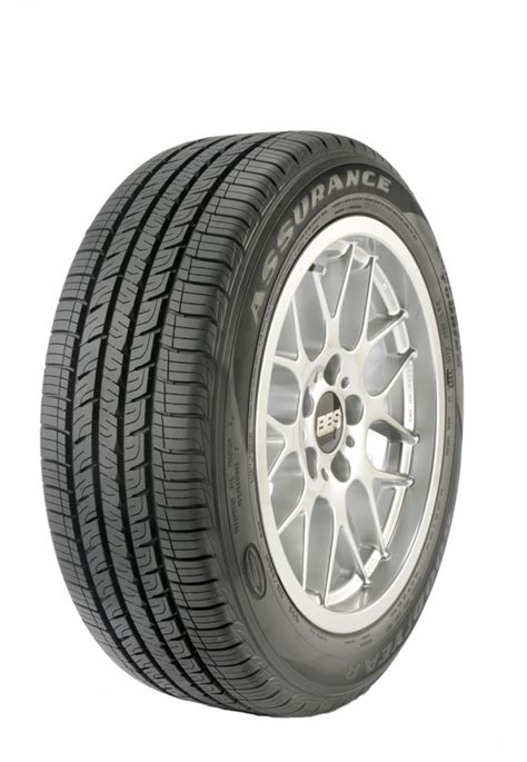goodyear comfort touring goodyear assurance comfortred touring tires long term test